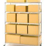 Seville-Classics-5-Shelf-Wire-Shelving-Rack-with-Wheels-24-x-60-x-72-Chrome-0-0