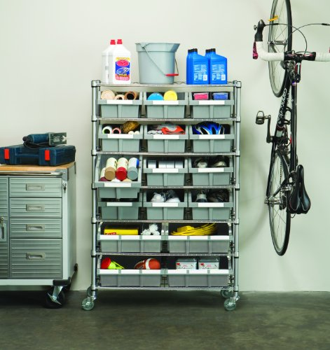 Seville-Classics-Commercial-7-Shelf-16-Bin-Rack-Storage-System-NSF-Certified-0-0