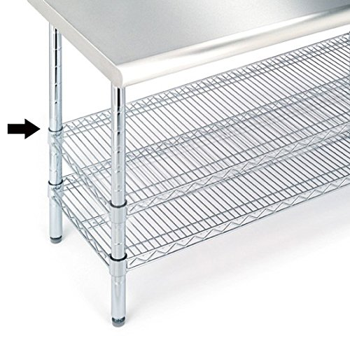Seville-Classics-NSF-Listed-Work-Table-Steel-Wire-Shelf-0-0