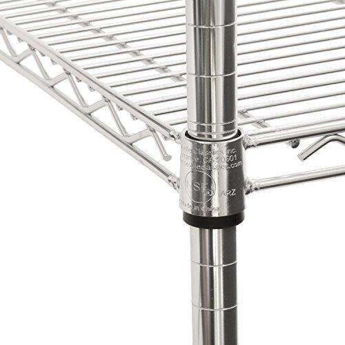 Seville-Classics-UltraZinc-5-Shelf-NSF-Wire-Shelving-Rack-with-Wheels-0-1