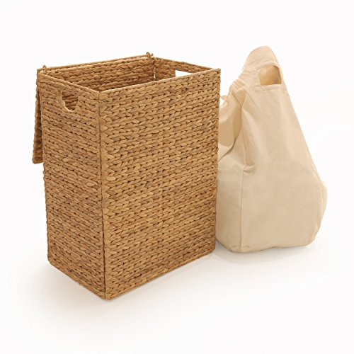 Seville-Classics-Water-Hyacinth-Oval-Double-Hamper-Hand-Woven-0-0