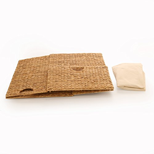 Seville-Classics-Water-Hyacinth-Oval-Double-Hamper-Hand-Woven-0-1