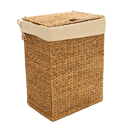 Seville-Classics-Water-Hyacinth-Oval-Double-Hamper-Hand-Woven-0