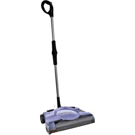 Shark-12-Rechargeable-Floor-and-Carpet-Sweeper-with-Folding-backsaver-handle-reaches-low-even-where-your-vacuum-cant-0