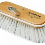 Shurhold-Deck-Brush-with-Soft-Yellow-Polystyrene-Bristles-0