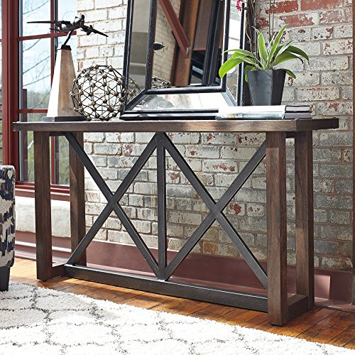 Signature Design By Ashley Zenfield Sofa Table Local