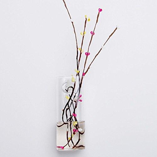 Siyaglass-Pack-of-4-Crystal-Glass-Wall-Hanging-Flower-Vase-Planter-Terrarium-Container-Flower-Pot-0-1