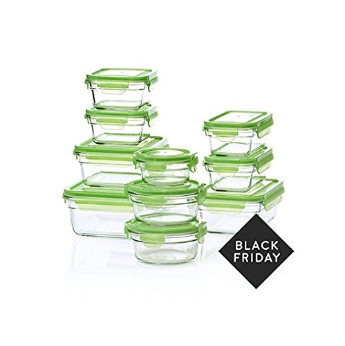 Snapware-20-piece-Tempered-Glasslock-Storage-Containers-with-Snaplock-Lid-Microwave-Oven-Safe-0
