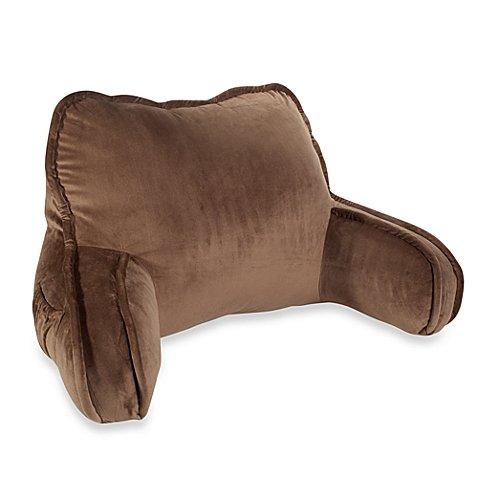 Soft-Plush-Backrest-in-Chocolate-0
