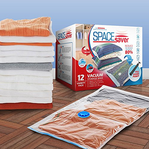 SpaceSaver-Premium-Vacuum-Storage-Bags-Lifetime-Replacement-Guarantee-Variety-Pack-3-x-Small-Medium-Large-Jumbo-80-More-Storage-Than-Other-Brands-Free-Hand-Pump-For-Travel-0-0