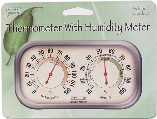 Springfield-Color-Track-Humidity-Meter-and-Thermometer-0-0
