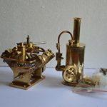 Steam-Engine-Kit-V4-cylinder-Steam-Engine-Small-Steam-Engine-2-Sets-Live-Steam-Locomotive-0