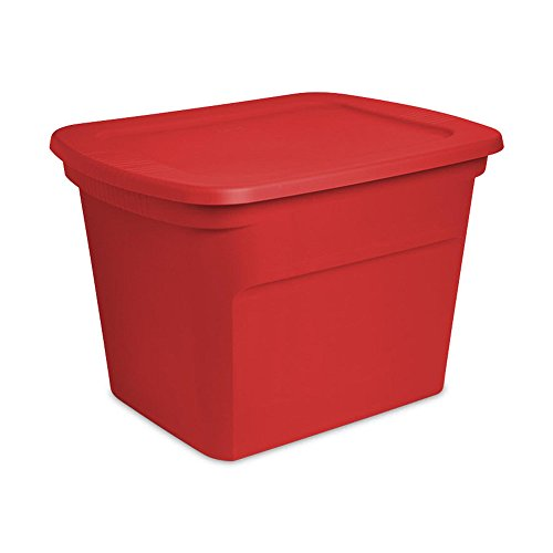 Sterilite-18-Gallon-Holiday-Christmas-Red-Storage-Tote-Set-of-8-0-0