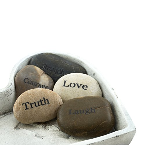 Stonebriar-5pc-Engraved-Inspirational-Stones-Gift-Ideas-Every-Friend-Will-Love-0-1