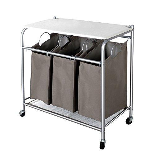 StorageManiac-3-Lift-off-Foldable-Laundry-Sorter-with-Ironing-Board-0