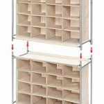 StorageManiac-Free-Standing-Polyester-Canvas-5-Tier-20-Pair-Shoe-Rack-Organizer-0-0