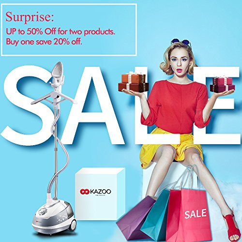 Summer-Promotion-Kazoo-2700-ml-Professional-Garment-Clothes-Fabric-Steamer-Portable-Wrinkle-Remover-Iron-Steam-0