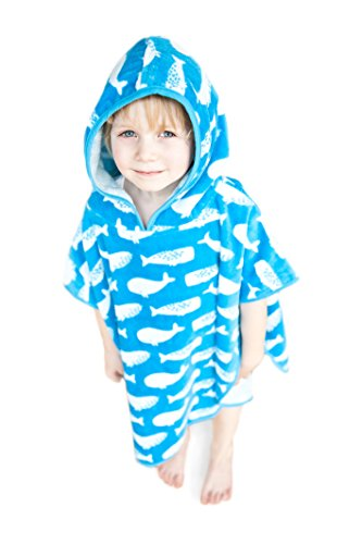 Super-Soft-And-Thick-Kids-Hooded-Poncho-Towel-For-Boys-And-Girls-Aged-1-10-years-Large-And-Small-Sizes-Ideal-from-Beach-Time-To-Bath-Time-0-1