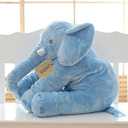 Super-Soft-Cute-Big-Stuffed-Elephant-Plush-Doll-Pillows-Baby-Elephants-Toys-0-0