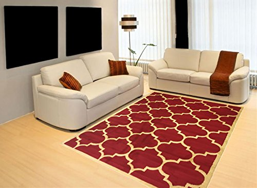 Sweet-Home-Stores-Clifton-Collection-Red-Moroccan-Trellis-Design-Area-Rug-0-1