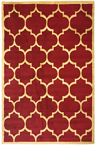 Sweet-Home-Stores-Clifton-Collection-Red-Moroccan-Trellis-Design-Area-Rug-0