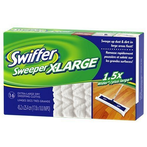 Swiffer-Sweeper-X-Large-Disposable-Sweeping-Cloths-16-Count-Boxes-Pack-of-3-0