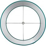 Sydnee-Satin-Teal-Blue-Drum-Lamp-Shade-14x16x11-Spider-0-1