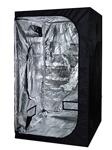 TMS-48x48x78-100-Reflective-Mylar-Hydroponics-Indoor-Grow-Tent-Non-Toxic-Room-4x4x65ft-0-1