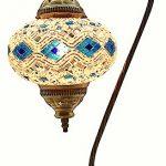 Table-LampSwan-neckLamp-ShadeArabian-Mosaic-Lamps-Moroccan-Lantern-ChandelierTurkish-Light-Hanging-Lamp-Mosaic-lightingFlooring-Light-0