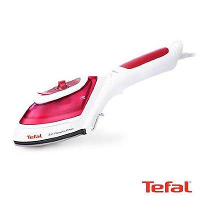 Tefal-Garment-Steamer-Steam-Iron-Handheld-2in1-Portable-Sterilization-Dv8610-0