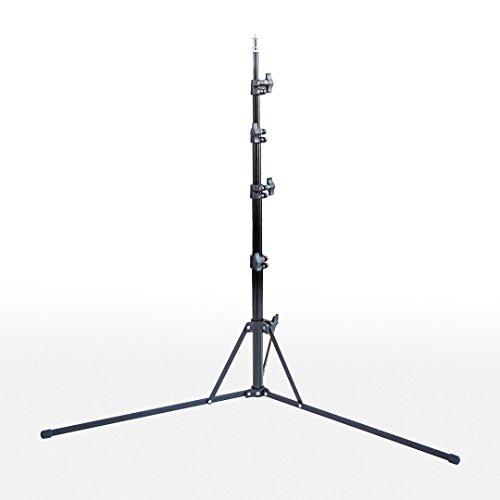 The-Makeup-Light-Key-Light-Starter-Package-OnyxBlack-with-Stand-Adjustable-Gooseneck-Shoulder-Bag-0-0