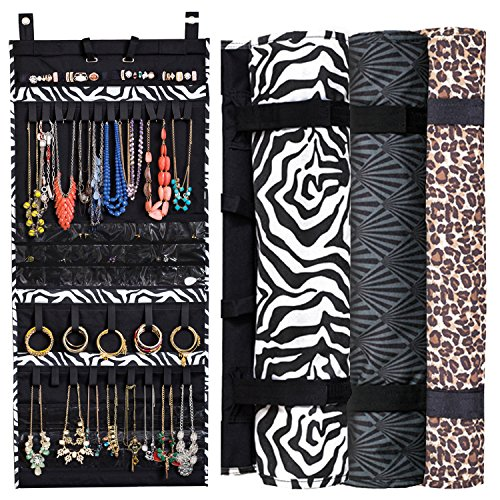 The-Ultimate-Jewelry-Scroll-Hanging-Storage-Organizer-Holds-Over-150-Pieces-and-Rolls-Up-For-Travel-Patented-Design-by-Donna-Walsh-0