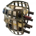 TheopWine-Barrel-Shaped-6-Bottle-Wine-Rack-0-0