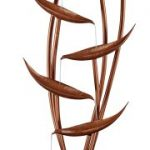 Tiered-Copper-Leaves-Indoor-Outdoor-Fountain-0