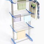 Tommly-Stainless-Steel-Foldable-Clothes-Drying-Rack-0
