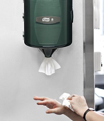 Tork-Universal-RC530-Centerfeed-Paper-Towel-2-Ply-76-Width-x-1175-Length-White-Case-of-6-Rolls-530-per-Roll-3180-Towels-0-1