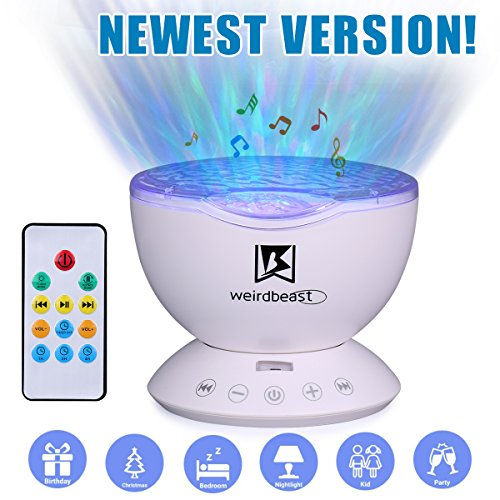UPGRADED-GENERATION-Weirdbeast-Remote-Control-Ocean-Wave-Projector-Sleep-Night-Lights-Bedroom-Living-Room-Decoration-Lamp-with-Built-in-Music-Speaker-for-KidsAdult-Light-Up-Your-Life-0