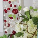 Unique-Vase-Fillers-34-Oversize-Red-Pearl-Beads-Includes-Free-Jelly-Beadz-gel-so-They-Will-Float-0-0