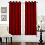 Utopia-Bedding-Grommet-Top-Thermal-Insulated-Blackout-Curtains-2-Panels-52-x-63-0-0