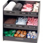 Vertiflex-Vertical-3-Shelf-Condiment-Organizer-9-Compartments-145-x-1175-x-15-Inches-Black-VFC-1515-0