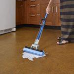 Vileda-Professional-10-Roll-O-Matic-Original-Galvanized-Steel-Sponge-Roller-Mop-0-0