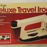 Vintage-Advantage-Deluxe-Travel-Iron-with-Dual-Voltage-Variable-Temperature-and-Travel-Pouch-0