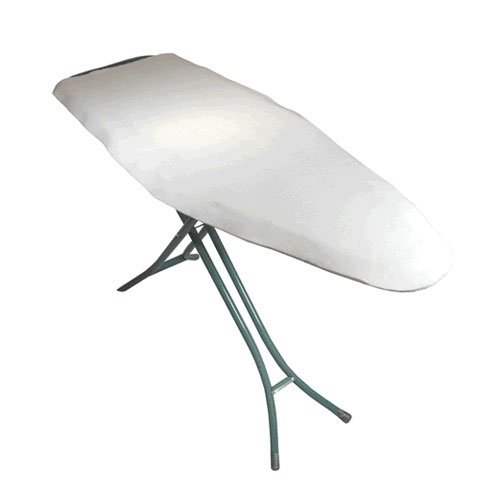 WHITE-POLYESTER-IRONING-BOARD-PAD-54-INCH-LONG-X-18-INCH-WIDE-X-14-INCH-THICK-0