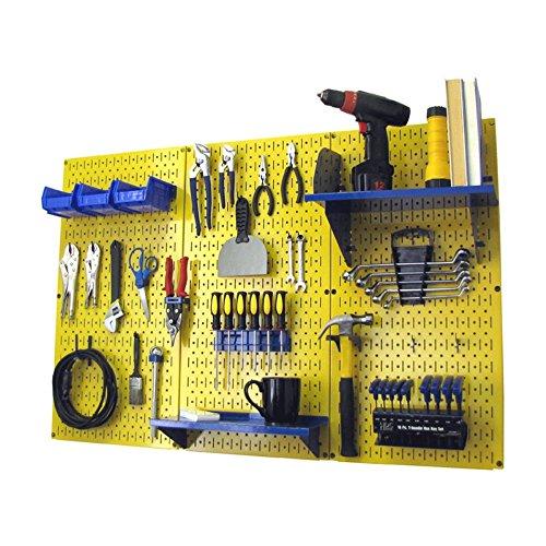 Wall-Control-30-WRK-400WB-Standard-Workbench-Metal-Pegboard-Tool-Organizer-0