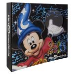 Walt-Disney-World-Parks-2016-Sorcerer-Mickey-4×6-Photo-Album-Holds-200-Photos-0