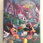 Walt-Disney-World-Storybook-at-Night-Character-Large-Photo-Album-Holds-300-Photos-0