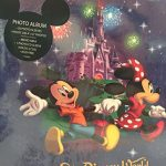 Walt-Disney-World-Storybook-at-Night-Character-Photo-Album-Holds-200-Photos-0-0