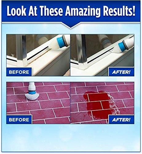 Waterproof-Rotating-Head-HomePro-Tub-n-Tile-Power-Scrubber-WhiteBlue-0-0