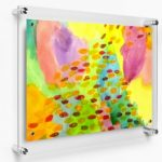 Wexel-Art-1419-Rectango-Floating-Acrylic-Frame-with-Magnets-for-11×17-images-0-0