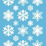 White-Snowflakes-Window-Cling-Decals-0-1